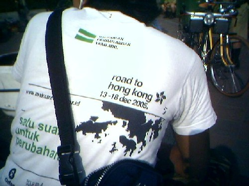 Bali keciiiil … aye mah genjot to Hongkong :)