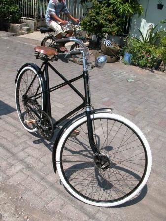 Simplex Cycloide Kruisframe ca 1950