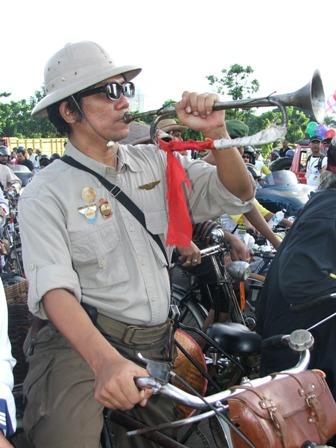 peniup trompet