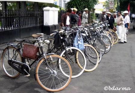 kumpul sepeda