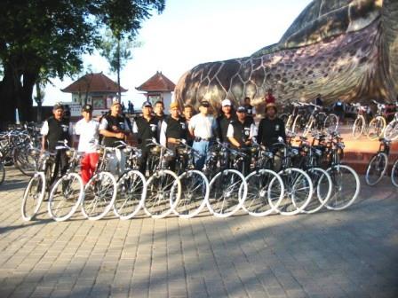 Sepeda Bel Dokar