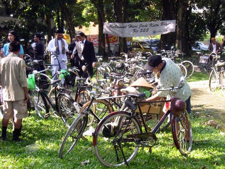 HUT Bogor 525, KOBA, Sepeda, IPB Fun Bike 2007