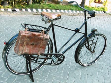 CYCLOIDE KRUISFRAME MADE IN SIDOARJO