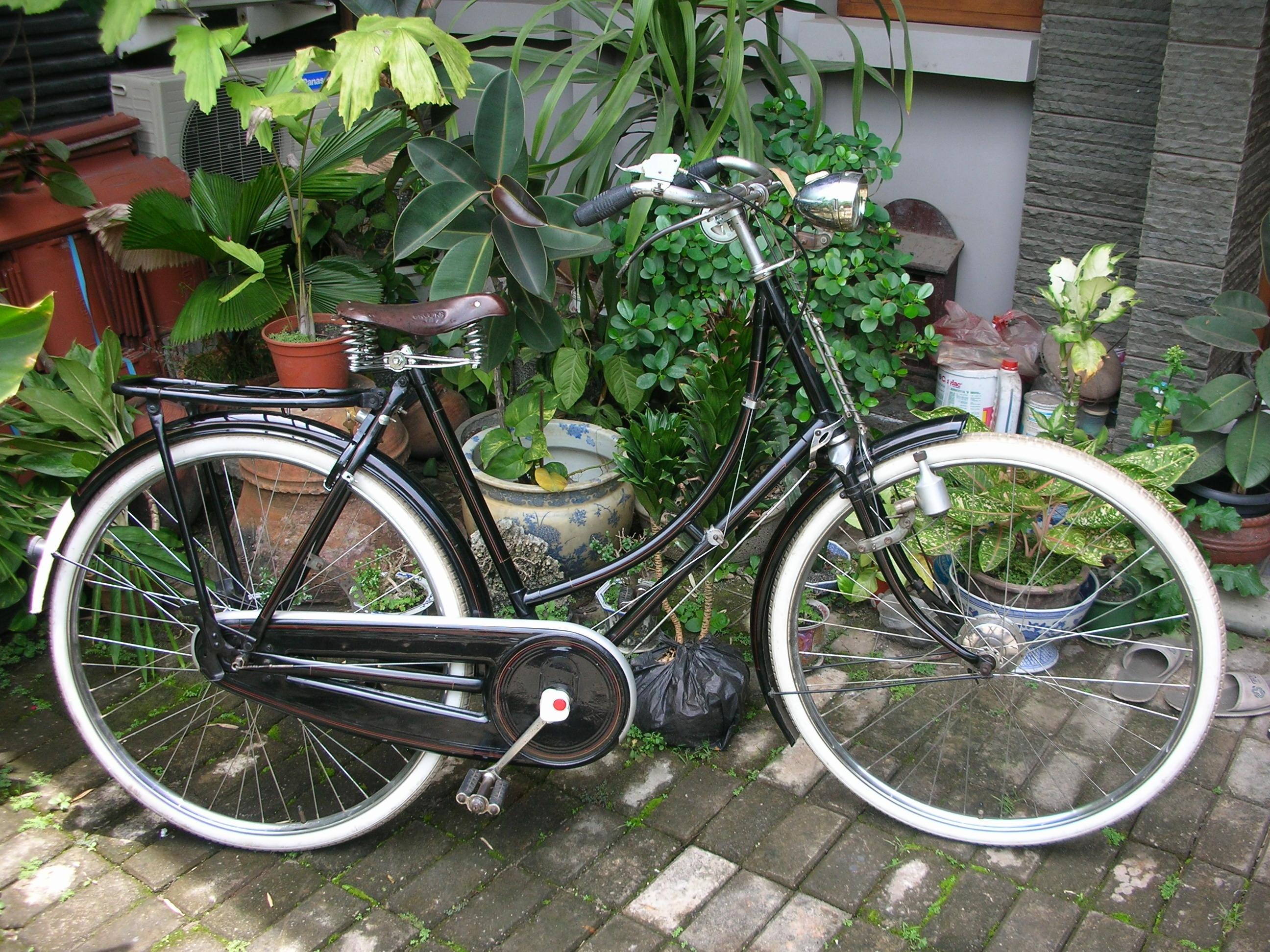 Gambar Sepeda Ontel Modifikasi Terlengkap Kumpulan