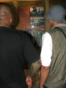 tangan boleh tato-an sejarah bangsa jgn dilupa