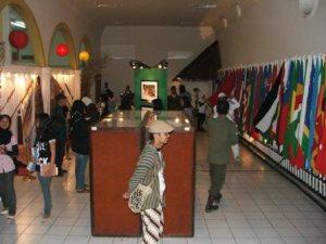 suasana museum