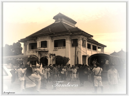 Gedung Juang 45 Tambun