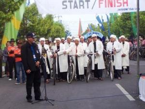 sambutan Waketu KOSTI Pusat : H. Dimas