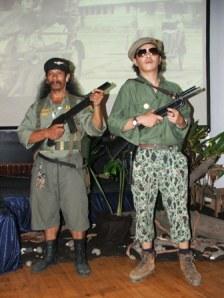 tentera boongan :)