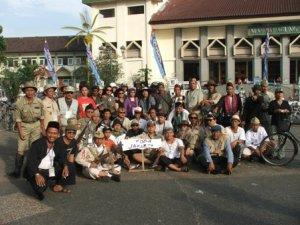 Komunitas Ontel Batavia di Garut