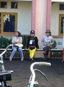 pendukung Geraan Suami Bersepeda
