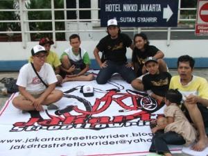 jakarta street lowrider