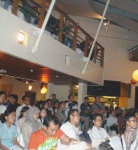 penonton Pecha Kucha vol.2