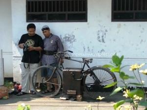H Heri & mas Parman dedengkot Ontelis Selatan