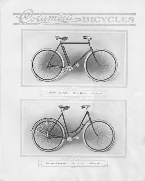 Catalog sepeda Columbia
