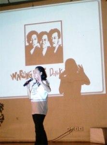 Hanna S.Kasino - Lembaga Warkop Indonesia