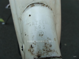 Gazelle No.3.... artinya ?