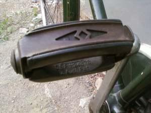 Pedal bato
