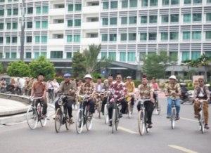 mulai parade