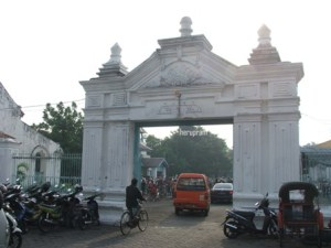 gerbang kraton