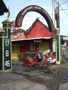 kampung batik Lawean