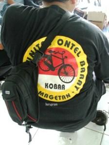 logo dan namanya mirip dengan punya KOBA