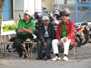 Gagak Rimang crew
